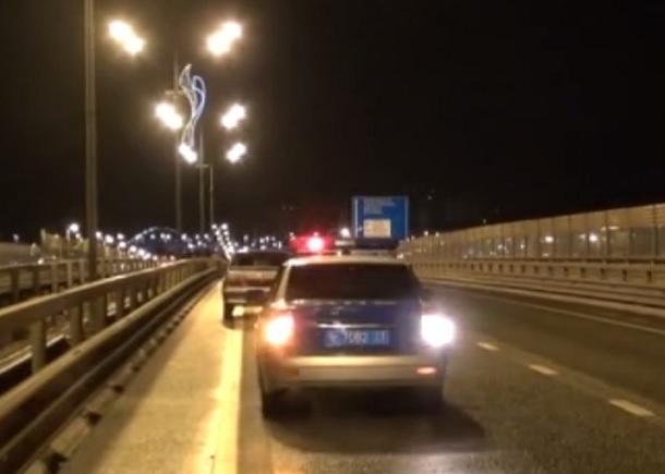 ВСочи в итоге погони был пойман угонщик «ВАЗа»