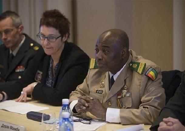 В Сочи прибыла делегация во главе с полковником из Гвинеи