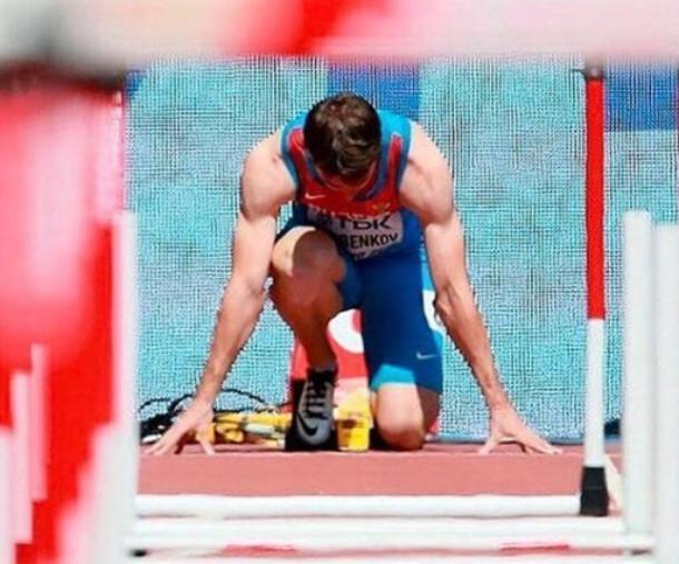 У прославленного кубанского легкоатлета Сергея Шубенкова родился сын