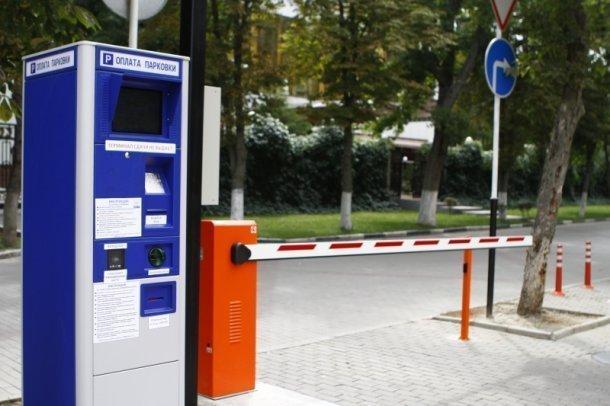 В Краснодаре появятся 9 новых платных парковок