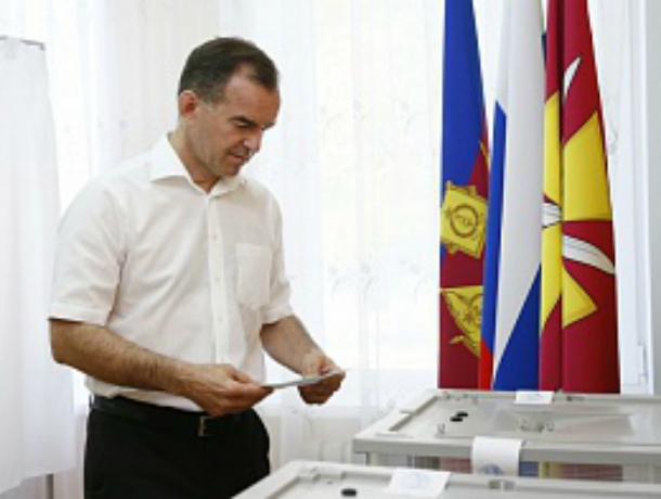 НаКубани явка навыборах составила 42%, серьезных нарушений небыло
