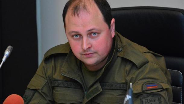 Уроженец Краснодара Трапезников неделю продержался на посту главы ДНР