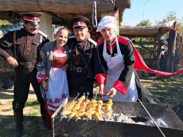 Отведать вкусный шашлык в «Атамань» съехалось более пяти тысяч человек