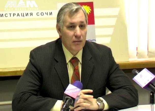Бывший вице-мэр Сочи Паламарчук остался под домашним арестом