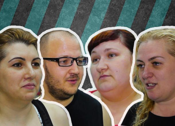 ГОЛОСОВАНИЕ: Ваня, Сюзанна, Тоня или Ира - кого спасут в «Сбросить Лишнее» читатели?
