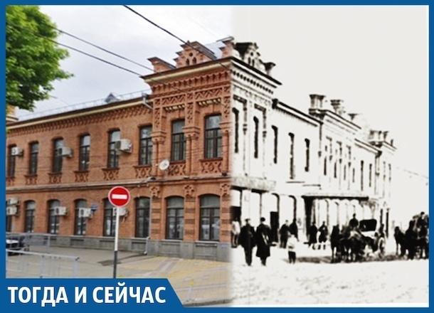 В одном из особняков Краснодара чуть не обогнали братьев Люмьер