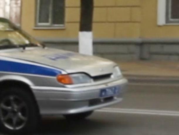 Следит за соблюдением правил, но не всегда соблюдает их ГИБДД Краснодара