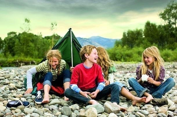 ВКраснодарском крае кзанятию туризмом привлекут 450 тыс. детей