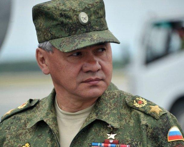 Министр обороны РФ Шойгу узнал причину крушения Ту-154 под Сочи