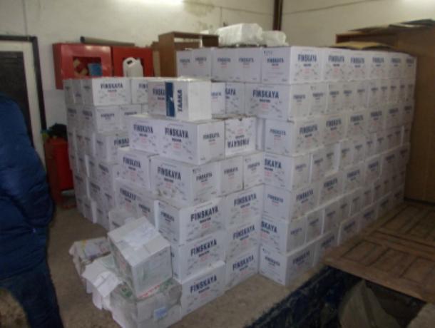 В Краснодарском крае у мужчины нашли дома три тонны элитного алкоголя