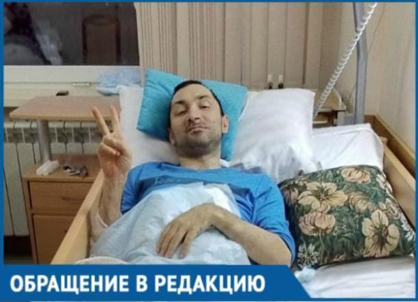 «Если бы Леша остался в хосписе, его бы уже не было», - сестра брошенного врачами ветерана чеченской войны
