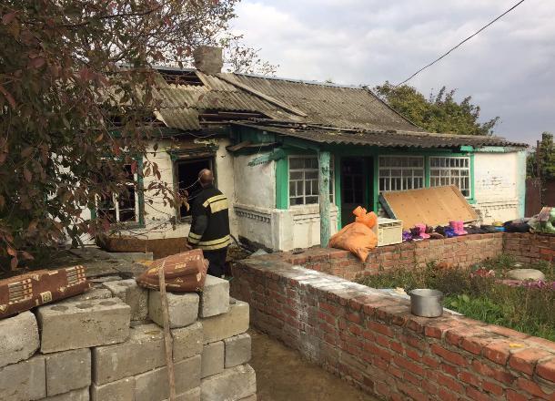 Прокуратура края заинтересовалась причинами пожара, в котором пострадали дети