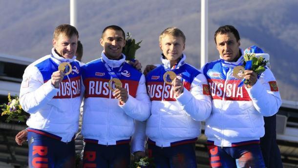 Российские спортсмены вернут выигранные на Олимпиаде в Сочи медали
