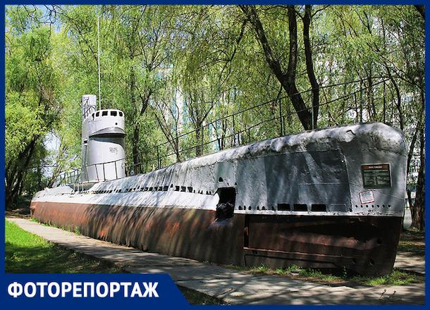 Как выглядит самый крупный парк на Кубани весной