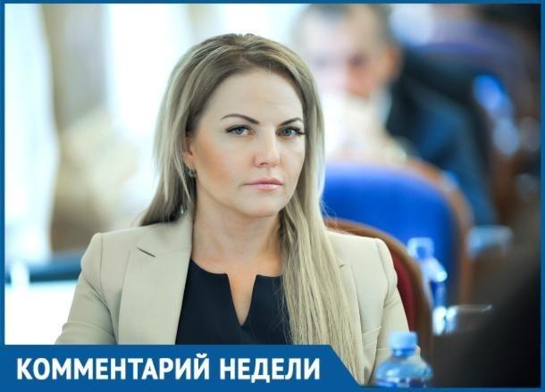 Дольщикам Кубани могут оказать финансовую помощь, - депутат Евгения Шумейко