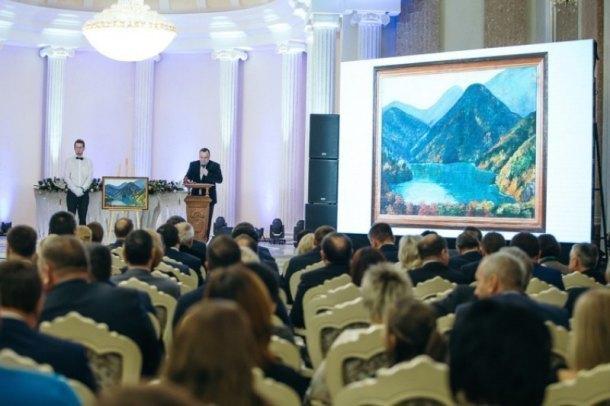 На благотворительном вечере в Краснодаре собрали 12 млн рублей