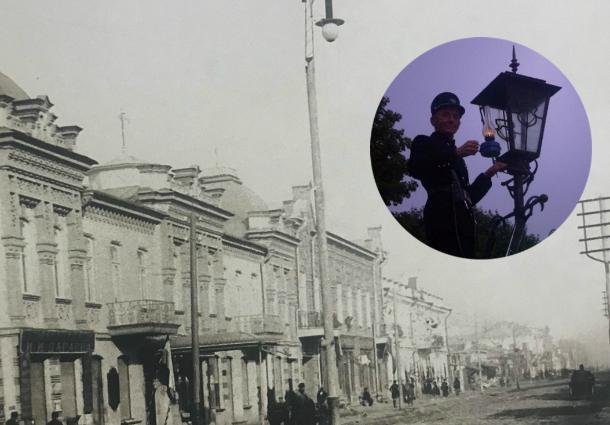 История Краснодара: благодаря кому светились улицы старого города