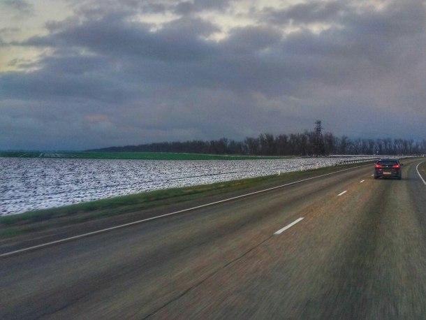 Новая дорога на Крымский мост обойдет Краснодар