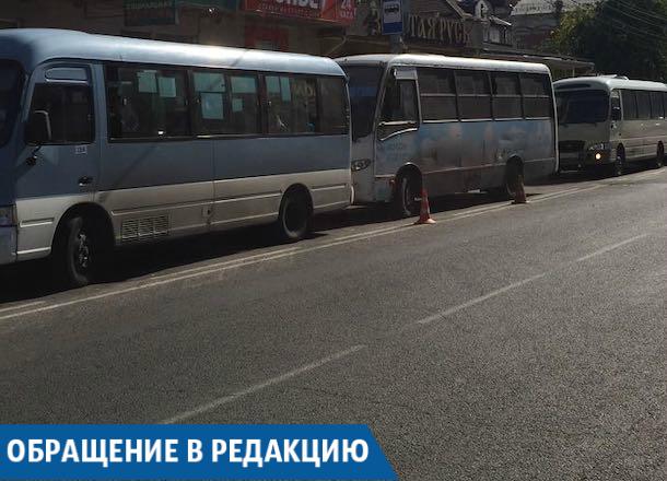 «Людей игнорируют», - жительница Краснодара о 65 маршрутке