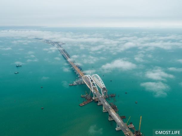 Американское СМИ открыто призвало бомбить Крымский мост