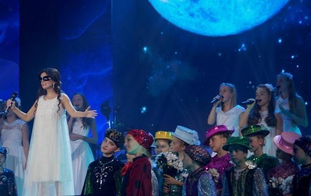 Дети с ограниченными возможностями споют с российскими звездами в Краснодаре