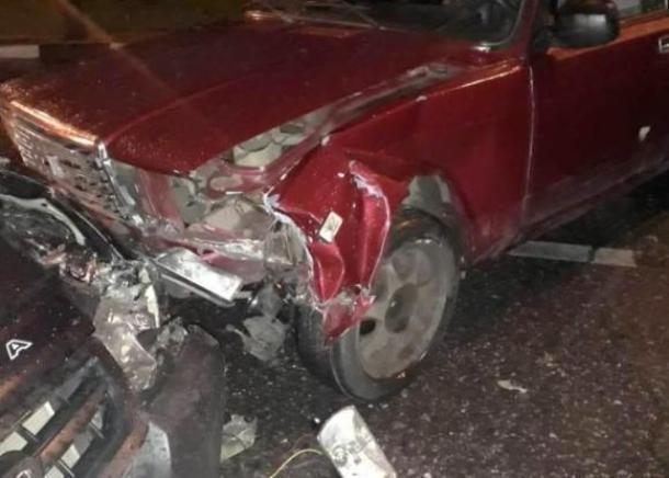 Грудной ребенок пострадал при столкновении двух легковушек в Сочи
