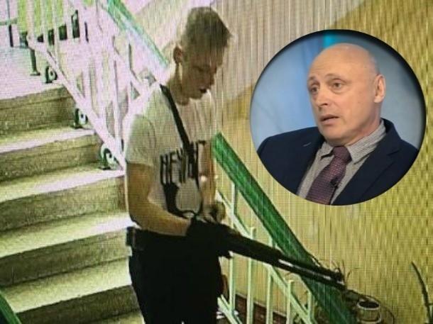 «Видео с Росляковым снято задолго до убийства», - эксперт о бойне в Керчи