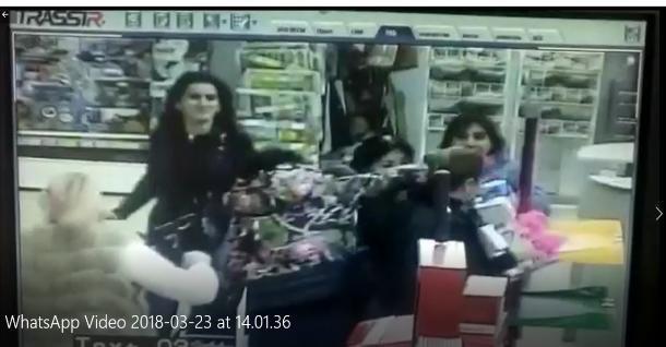 Интернет Кубани взорвало видео, где люди готовы убить друг друга за кружку