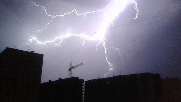 НаКубани до2июня продлили экстренное предупреждение из-за непогоды