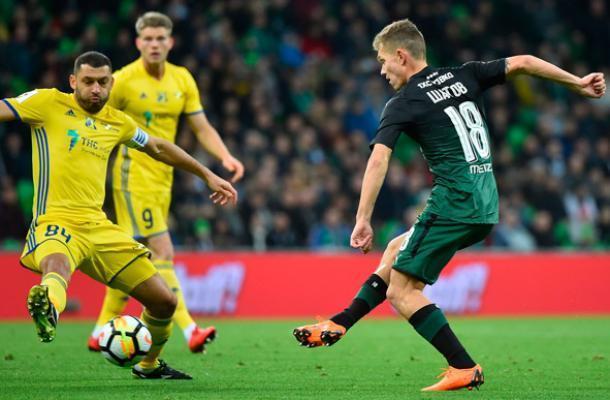 Любителям футбола придется раскошелиться, чтобы посмотреть игру «Краснодара» против «Ростова»