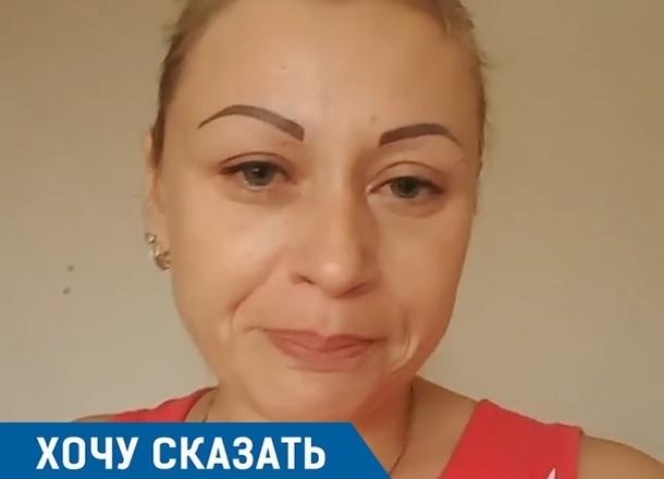 «Мама со мной уже прощается», - жертва наводнения на Кубани