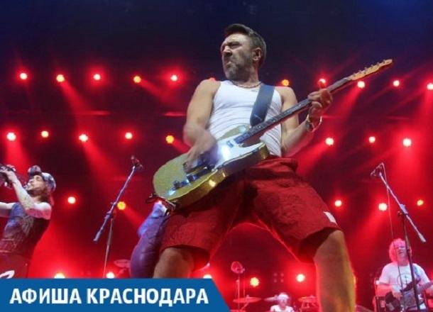 ТОП ожидаемых мероприятий в Краснодаре с 20 по 25 ноября