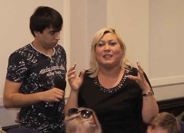 На пресс-конференции в Краснодаре по делу «черных риелторов» от услышанного  плакали люди