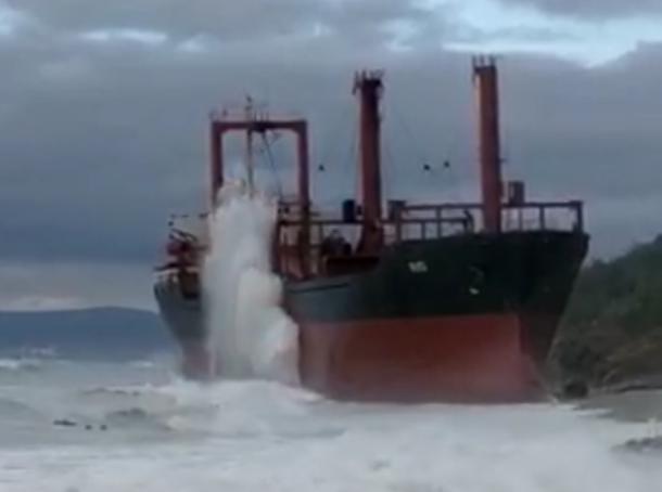 В Новороссийске экипаж получившего широкую известность «Rio» покинул судно