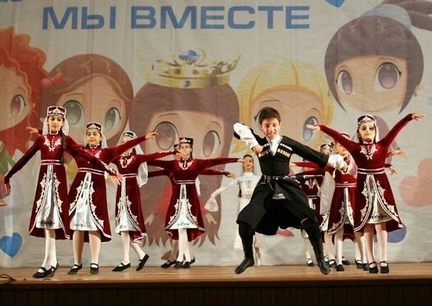 В Краснодаре артисты танцем без музыки взяли Гран-при