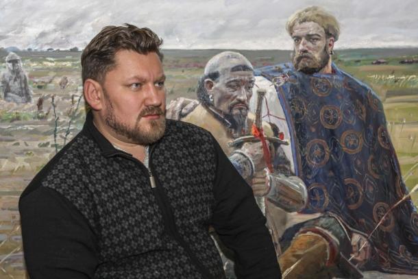 Выставка художника Павла Рыженко пройдет в Краснодаре