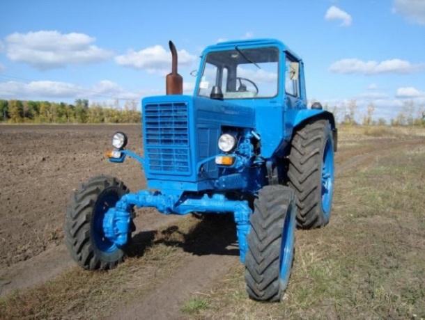 ВАбинском районе будут судить угонщика трактора, который попал вДТП