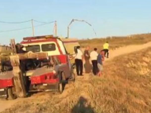 Упавший в пропасть с ребенком в Анапе мужчина отрицает наличие у них квадроцикла