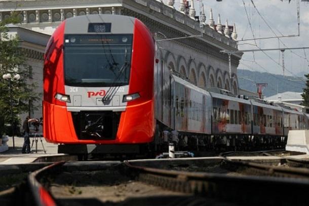 Названы самые дешевые и быстрые поезда на Черное море