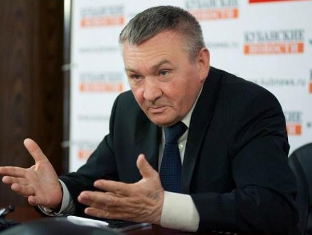 Председатель Заксобрания Кубани собрался уходить в Совет Федерации