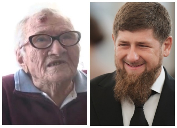 Долгожительница из Сочи мечтает о встрече с Рамзаном Кадыровым