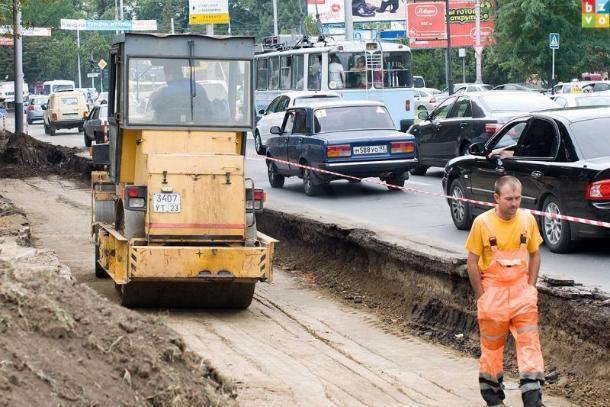 Объем дорожного фонда Кубани в текущем 2017г. составит приблизительно 23,5 млрд. руб.