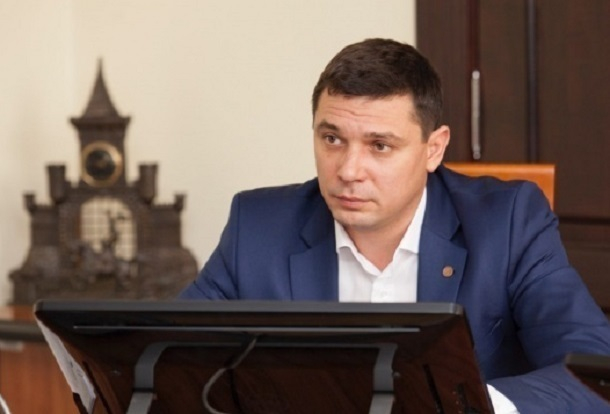 Первышов стал первым заместителем мэра Краснодара