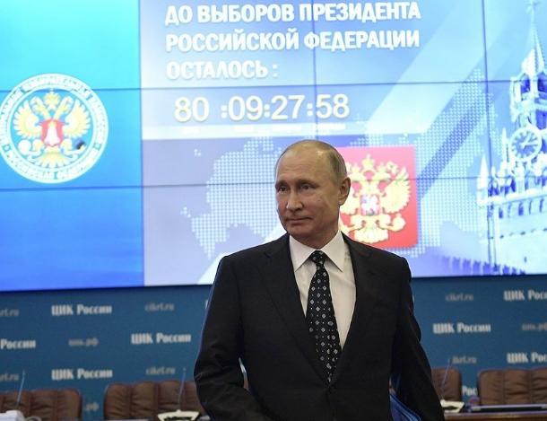 Пока из 60-ти кандидатов будут выбирать президента России жители Краснодарского края