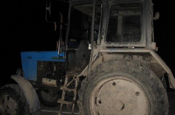 Вор угнал и сдал на металл трактор в Краснодарском крае