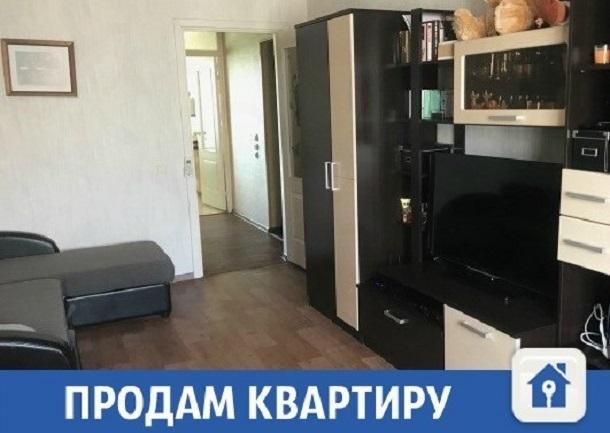 Уютная квартира с мебелью продается в Краснодаре