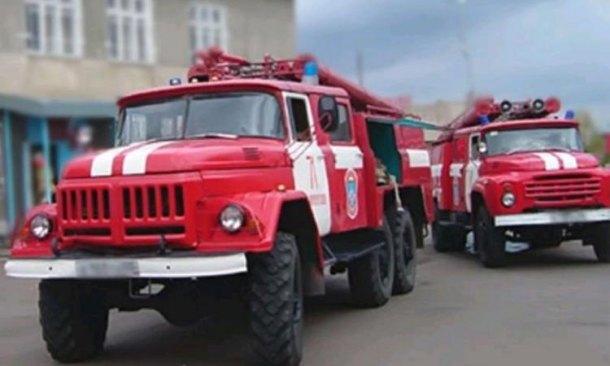 НаКубани пламенеют склады наплощади в700 квадратных метров