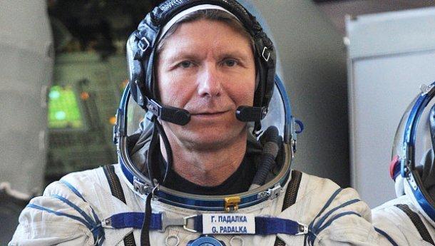 Космонавт Геннадий Падалка ушёл вотставку