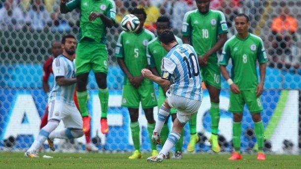 Билет на матч Аргентины и Нигерии в Краснодаре можно купить от 600 до 10 тысяч рублей