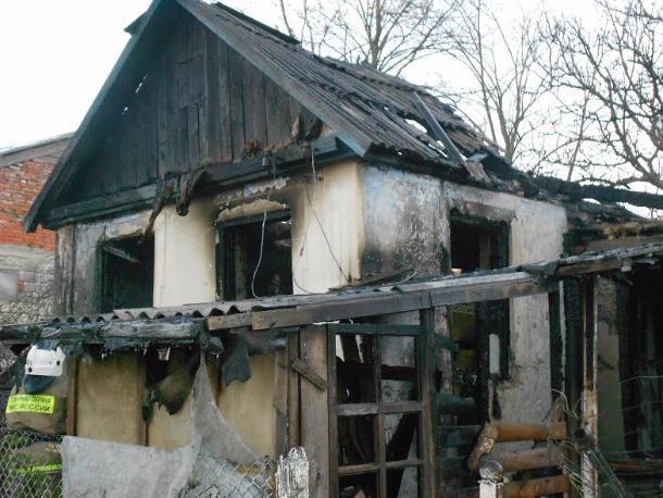 Впроцессе пожара вВерхнебаканском умер пенсионер